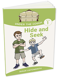 under the couch book one hide and seek susan lintonsmith 300