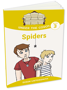under the couch book three spiders susan lintonsmith 300