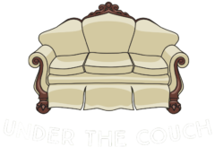 under the couch logo